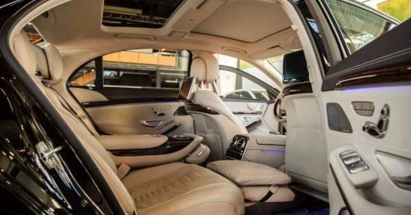 Auto met chauffeur - Luxury
